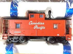 Lionel Model Trains Canadian Pacific Smoking Caboose O Gauge