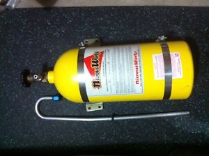 86-93 Mustang Nitrous Works 150HP Wet System W/NOS Purge kit