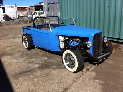 1932 Ford roadster pickup, Hotrod, full NSW rego Port Macquarie 2444 Port Macquarie City Preview