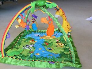 Fisher price rainforest baby gym Royalla Queanbeyan Area Preview