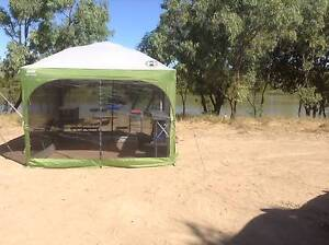 GAZEBO WITH MESH SIDES Sandy Hollow Muswellbrook Area Preview