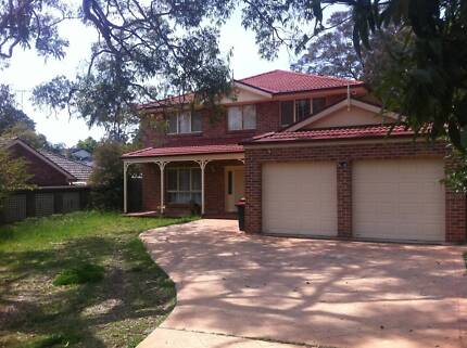 spacious room in modern double storey house -pennant hills