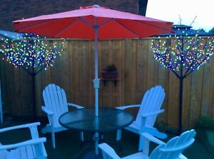 Decorative Tree's with 4 Function Super Bright LED's!