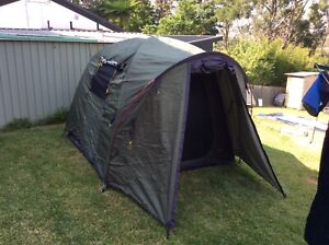 Black wolf tent. Tuff dome. As new. High quality tent. & Black wolf tent. Tuff dome. As new. High quality tent. | Camping ...
