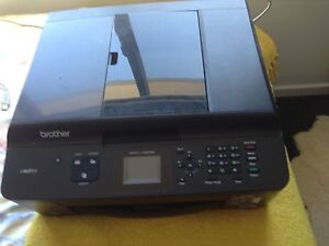 Brother wi-fi printer with cartridges Bairnsdale East Gippsland Preview