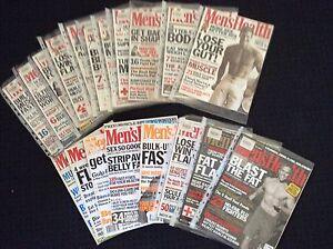 Men's Health magazines bulk lot cheap bargain Sunrise Beach Noosa Area Preview