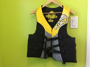 Almost new life jacket