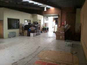 WAREHOUSE  WITH OFFICE Homebush West Strathfield Area Preview
