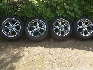 Rims and Tires Ford F-150 4x4