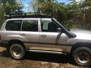 2000 Toyota LandCruiser Wagon Kamerunga Cairns City Preview