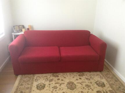 3 Seater Sofa Bed lounge