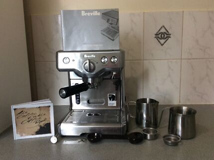 Breville 800ES coffee machine Airds Campbelltown Area Preview