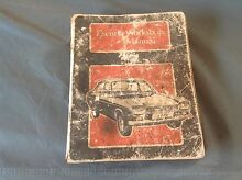 FORD ESCORT 1970 - 1975 GENUINE FORD WORKSHOP MANUAL St Clair Penrith Area Preview