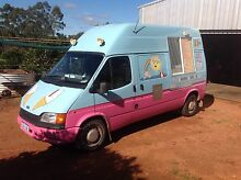 ICE cream van Bullsbrook Swan Area Preview