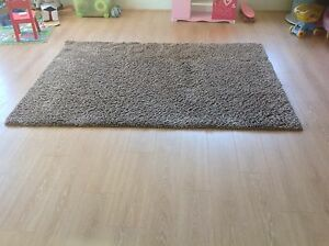 Shag Pile Rug 160cmx230cm Currans Hill Camden Area Preview