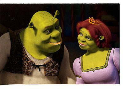 Love-DreamWorks Movie Animation Character Art 2004 Postcard (Fiona In Shrek)