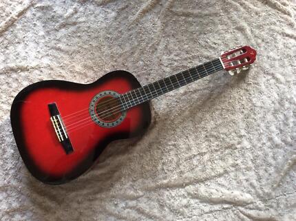 3/4 Classical Guitar Buderim Maroochydore Area Preview