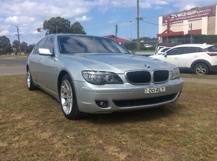 2007 BMW 740Li E65 Luxury V8 Auto Saloon Bargain Priced Low KM's Leumeah Campbelltown Area Preview