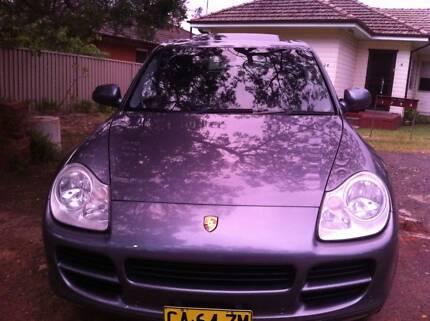 2005 Porsche Cayenne S Wagon Parramatta Parramatta Area Preview