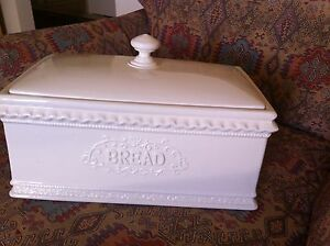 Ceramic bread Box Wantirna South Knox Area Preview