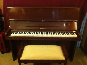 FOR SALE: Welmar Upright Piano 1977 Castle Hill The Hills District Preview