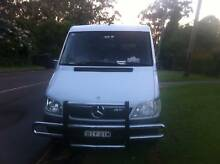 2004 Mercedes-Benz 9 Seater Sprinter Van Springwood Blue Mountains Preview