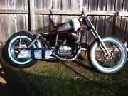 Honda Rebel Bobber UNFINISHED PROJECT Kellyville The Hills District Preview