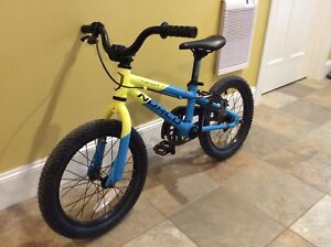 "Norco Ninja 16"" kids bike"