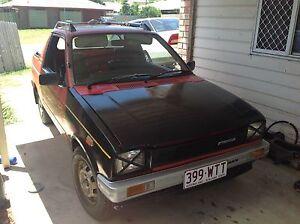 1985 Suzuki Mighty Boy Ute Brisbane City Brisbane North West Preview