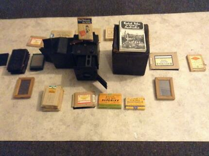 1922-34 The Popular Pressman Camera