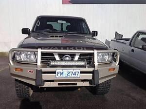 2004 Nissan Patrol Wagon  ST GU111 Ulverstone Central Coast Preview