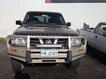 2004 Nissan Patrol Wagon Ulverstone Central Coast Preview