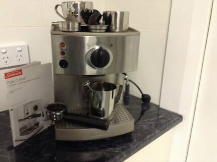 Sunbeam Cafe Crema Espresso Coffee Machine Launceston 7250 Launceston Area Preview
