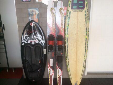 boat ski and tubes and extras Wattle Grove Liverpool Area Preview