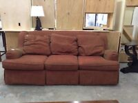 Couch at Waterloo ReStore