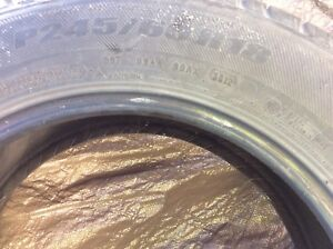 """18"""" all season Michelin tires, 2 only"""