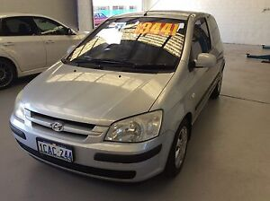2005 Hyundai Getz AUTOMATIC Hatchback Belmont Belmont Area Preview