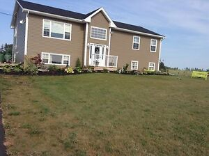 Pei waterview home for rent