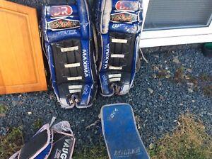 Hockey gear for sale