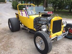 1923 Ford model T Hotrod As Is