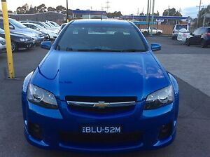 2010 Holden Commodore VEII SS-V Redline Edition Ute Sandgate Newcastle Area Preview