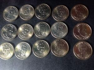 American Presidential Dollar Coins MINT