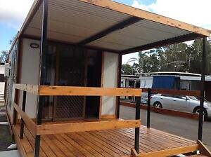 Cabin on site brand new Tuncurry Great Lakes Area Preview