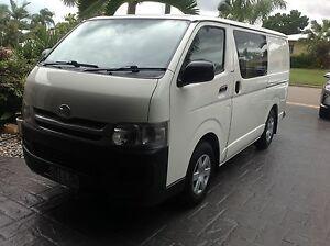 2008 Toyota Hiace Van/Minivan Kirwan Townsville Surrounds Preview