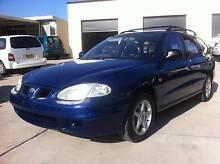 2000 Hyundai Lantra GLS 4 Cyl Sports Wagon 3 Months Rego Granville Parramatta Area Preview