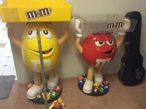 M&M  4 ft tall statue for trade for star wars falcon legacy