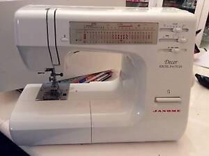 JANOME Decor Excel Pro 5124 Sewing Machine Sydney Region Preview