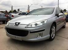 2005 Peugeot 407 Luxury Sedan V6 Auto Low KM's Warranty Granville Parramatta Area Preview