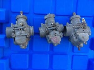 1975 Kawasaki H2 750 Triple Carbs Carburetors