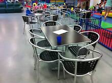 Commercial Cafe Tables & Chairs Trinity Beach Cairns City Preview